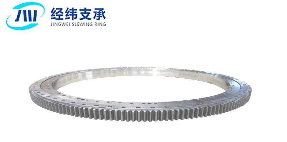 Three Row Roller Slewing Bearing,