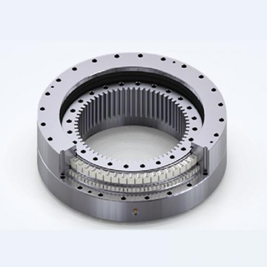 Three rows of roller type slewing bearings